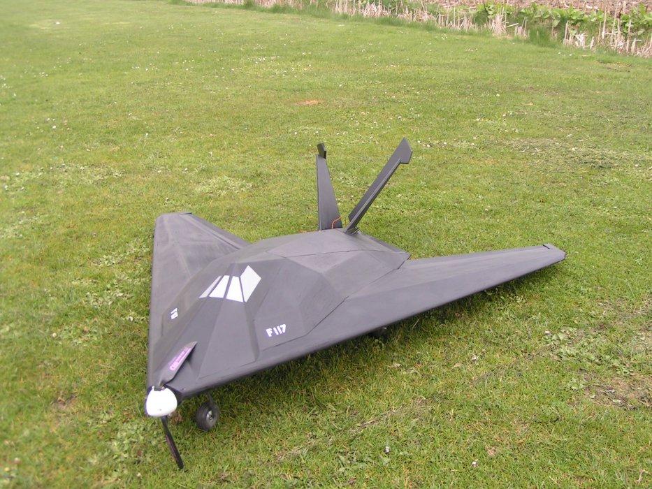 F117 Bram Bax